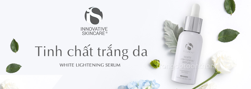 Tinh Chất Trắng Da iS Clinical White Lightening Serum 1
