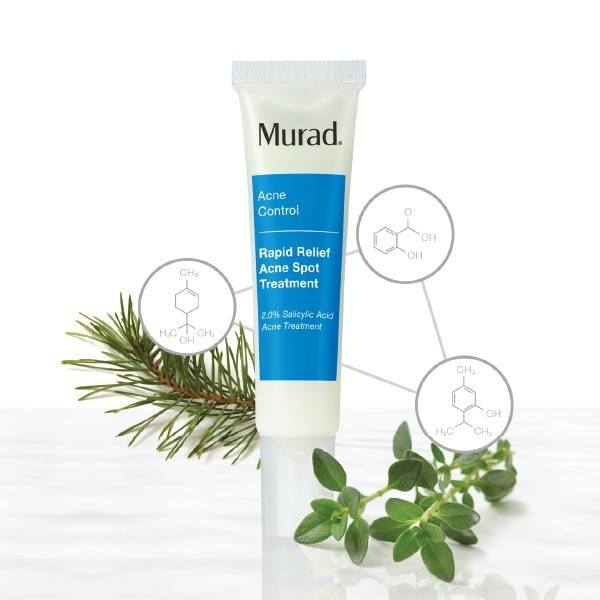 Kem trị mụn Murad Acne Control Rapid Relief Acne Spot Treatment