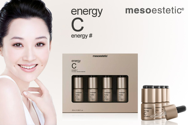 CÔNG DỤNG TUYỆT VỜI CỦA MESOESTETIC ENERGY C COMPLEX
